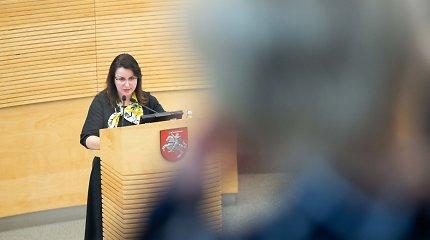 Seimo komitetas nori paslėpti didelę dalį rinkimų duomenų