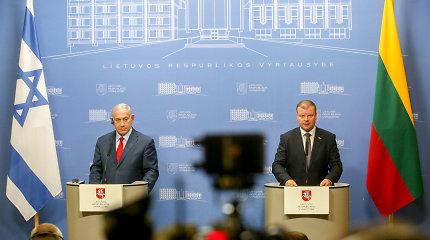 E.Račiaus analizė: S.Skvernelio ambasada Jeruzalėje ir D.Trumpo dovana Rusijai