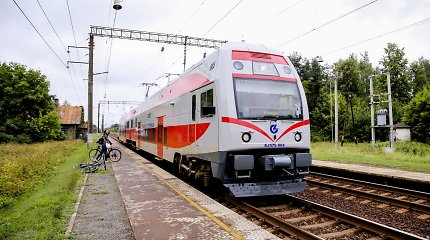 Įsigijusiems mėnesinius traukinių bilietus, Vilniuje siūlomas nemokamas transportas