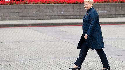 Prezidentė inicijuoja Vilniaus teisėjos S.Bieliauskienės atleidimą dėl nepagarbaus elgesio, bylų vilkinimo