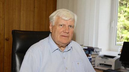 Iš darbo metamas Valentinas Mačiulis ministro A.Verygos komandai negaili savų diagnozių