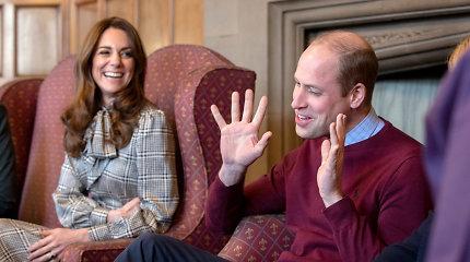 Kate Middleton apie planus susilaukti daugiau vaikų: ką apie tai mano princas Williamas?