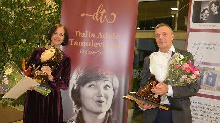 10-ojo D.Tamulevičiūtės profesionalių teatrų festivalio uždaryme apdovanoti geriausi teatro kūrėjai