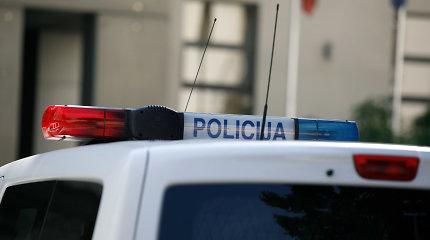 Jaunuolis prisidirbo Jurbarko policininkams primelavęs apie mamos automobilio dingimą