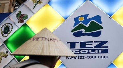 """""""Tez Tour"""" pajamos augo 30 proc. iki 94,3 mln. eurų"""