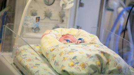 VLK: pagalbinio apvaisinimo būdu Lietuvoje gimė kiek daugiau nei pusė tūkstančio kūdikių