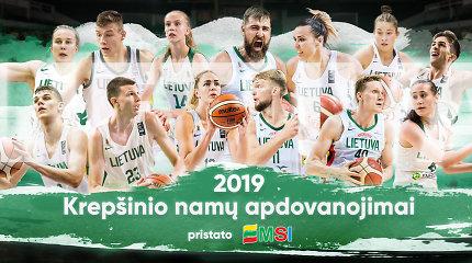 Startuoja geriausių šalies krepšininkų ir krepšininkių rinkimai