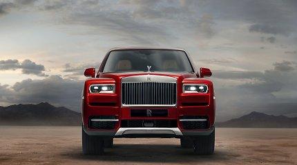 """""""Rolls-Royce"""": ar lėktuvų ir automobilių variklius gamina ta pati kompanija?"""
