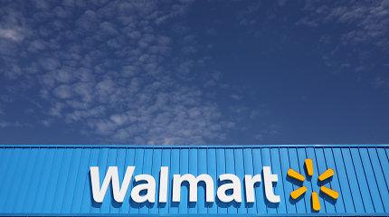 """""""Walmart"""" sutiko sumokėti 282 mln. JAV dolerių baudą, kad išvengtų kaltinimų kyšininkavimu"""