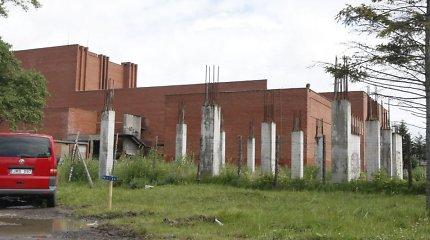 Prie Klaipėdos Žvejų rūmų iškils privati sporto salė