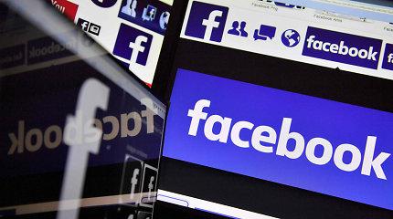 """JAV centrinis bankas rengiasi išnagrinėti galimą """"Facebook"""" virtualiosios valiutos poveikį"""