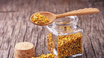 Užklupus pirmiesiems peršalimo požymiams, padės bičių pikis