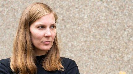 Kauno bienalės menininkė Laura Kaminskaitė: Smalsumas – viena nuostabiausių savybių