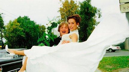Ž.Žvagulis ir I.Starošaitė vestuvių 20-metį švenčia Malagoje: laukia ypatingas padelio turnyras