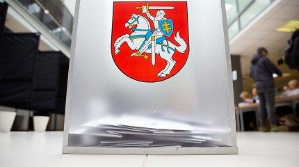 Rinkimuose į Seimą Žirmūnų apygardoje registravosi aštuoni savarankiški dalyviai