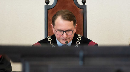 Konstitucijos sargų skyrimą atidėjo ir naujas Seimas: teisininkas pasipiktino, kad tyčiojamasi iš svarbiausio įstatymo