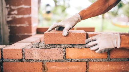 Draudikai įspėja individualių namų statytojus: neįvertinate grėsmių