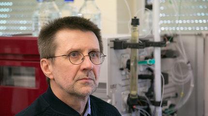 """Nobelio premijos laureatus sutraukiančioje konferencijoje """"The COINS"""" pranešimą skaitys prof. Virginijus Šikšnys"""