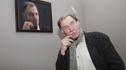 """Gimtadienį švenčiantis aktorius Algirdas Pintukas: """"Pralinksminti žiūrovą sunkiau nei pravirkdyti"""""""