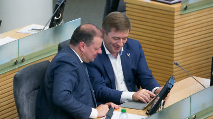 R.Karbauskis ir S.Skvernelis užregistravo PVM lengvatą periodiniams leidiniams