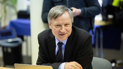 E.Vareikis išrinktas Europos Tarybos Parlamentinės Asamblėjos pirmininko pavaduotoju