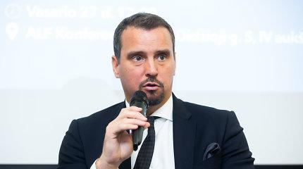 """A.Abromavičius inicijavo """"Ukroboronprom"""" vidaus patikrinimus dėl buvusių vadovų veiklos"""