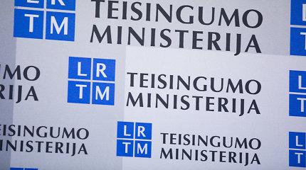 Ministerija parengė Europarlamento rezoliucijos projektą dėl Sausio 13-osios bylos teisėjų