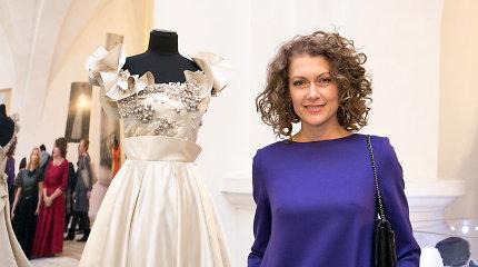 Už atsainią įmonės buhalteriją dizainerė Ramunė Piekautaitė atsipirko pačia mažiausia bauda