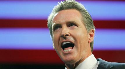 Kalifornijos gubernatorius paskelbs mirties bausmių moratoriumą