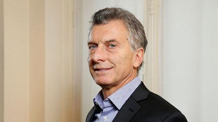 Argentina rengs intervencijas į valiutos rinką, kad sumažintų peso kurso kintamumą