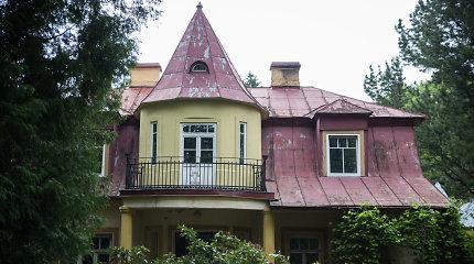 Kokios paslaptys slypi Tado Ivanausko sukurtame Obelynės parke?