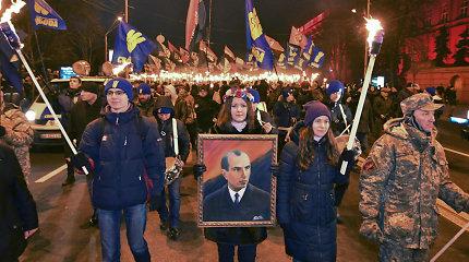 Mažai žinomas Ukrainos atminties karas: kaip Maskva išnaudoja kaltinimus antisemitizmu?