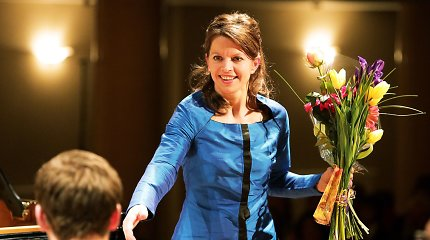 Naujųjų metų naktį Klaipėdoje – iškilmingas klasikos koncertas