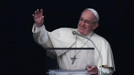 Popiežius ragina kirpėjus neskleisti paskalų