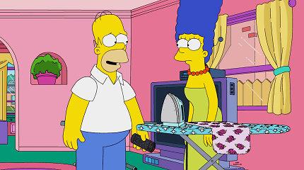 """Testas: kaip gerai pažįstate """"Simpsonų"""" personažus?"""