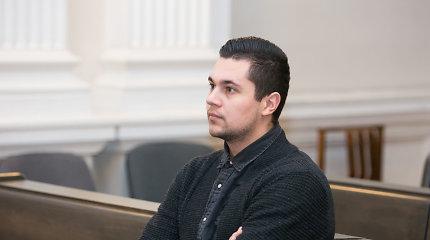 """Kompozitoriui mirtiną smūgį skėčiu sudavęs K.Pociūnas: """"Aš nesu žudikas"""""""