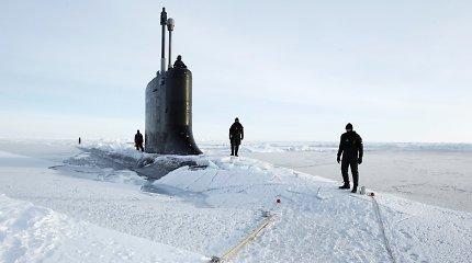 Kodėl kalbos apie naują Šaltąjį karą Arktyje yra ydingos