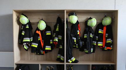 Ugniagesiai gelbėtojai pradėti skiepyti nuo erkinio encefalito