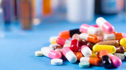 JAV vaistų gamintojos pasiekė istorinį susitarimą opioidų byloje