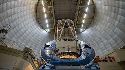 5000 akių, ir visos žiūri skirtingomis kryptimis: taip veiks naujas unikalus teleskopas