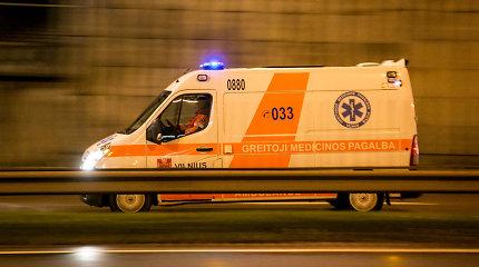 Kauno rajone dėl dujų katilo gedimo apsinuodijo du vaikai