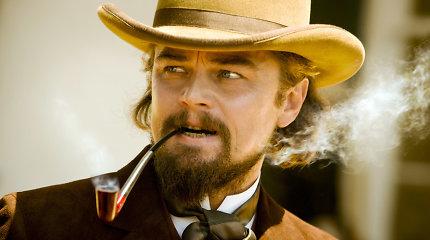 Kaip Leonardo DiCaprio nuo mamos slėpė faktą, kad rūko: įtrauktas buvo ir Johnny Deppas