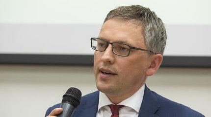 V.Bakas: jeigu lankstysimės socialdarbiečiams, rinkėjai išmes mus į šiukšlinę