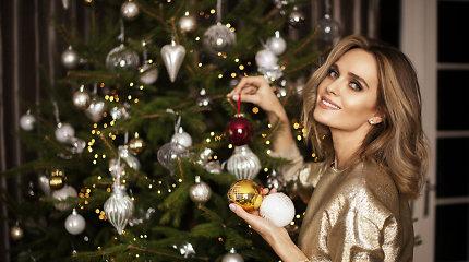 Namus Londone išdabinusi Asta Valentaitė papasakojo apie britiškas jos ir mylimojo Gleno Kalėdas