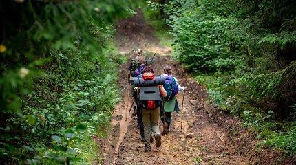 Savaitgalio iššūkis: 36 valandos išlikimo Lietuvos miškuose