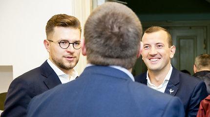 Profesorius Vitalis Nakrošis įsitikinęs, kad Lukas Savickas būtų geras ministras