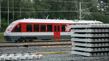 Geležinkelių remontai sekina keleivių kantrybę – pabaigą žada jau greitai