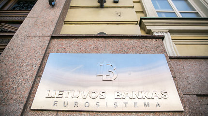 Prie Lietuvos banko slenksčio trypčioja dar penki nauji bankai