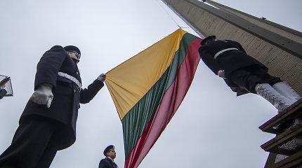 Šalies vadovai dėkoja Sausio 13-osios gynėjams už apgintą laisvę
