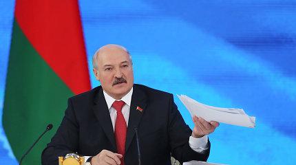 A.Lukašenka: pritariame bendram Baltarusijos ir Rusijos rubliui